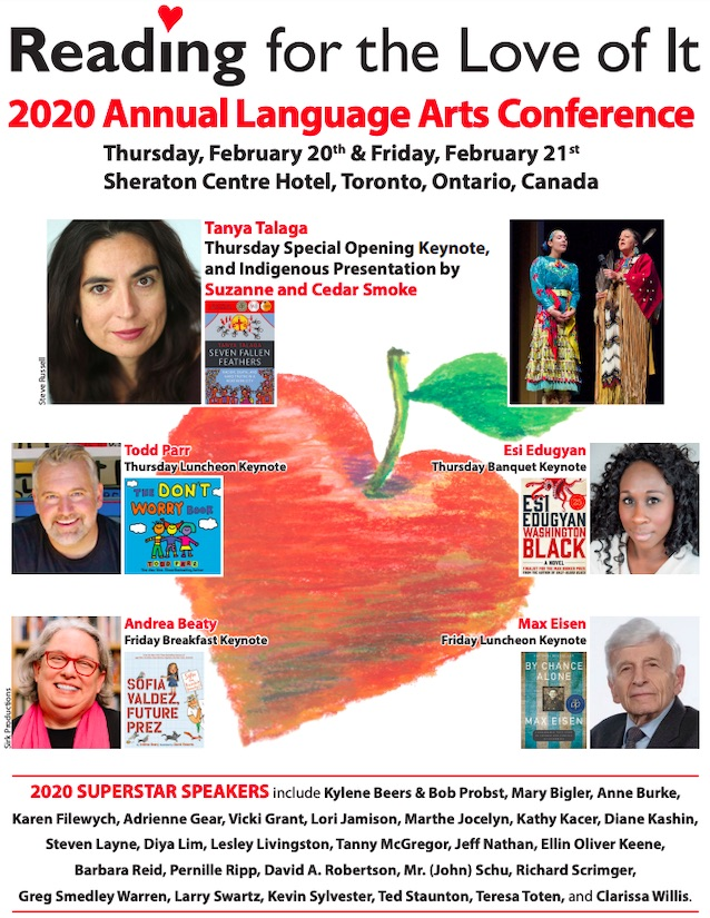 Reading For The Love of It - 2016 Annual Language Arts Conference